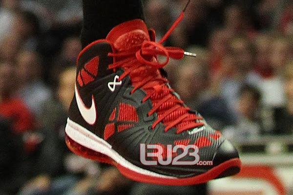 Nike LeBron 8 PS Game 5 8220Welcome to NBA Finals8221 Miami Heat PE