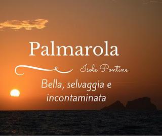 Tramonto a Palmarola
