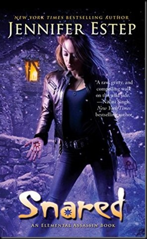 Snared  (Elemental Assassin #16)