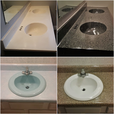 Bathtub Refinishing, Sink Refinishing 14