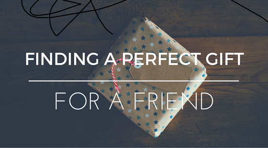 finding a perfect gift