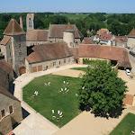 Château : cour intérieure