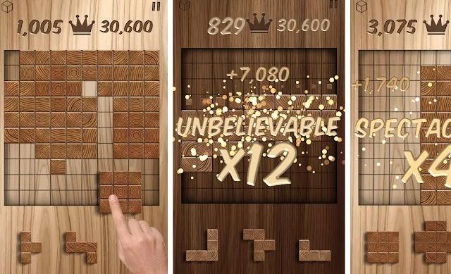 Woodblox Puzzle Güncellendi