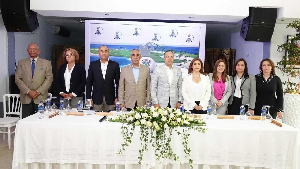 Asociación de Esposas de Oficiales de la Policía celebrará VI torneo de golf