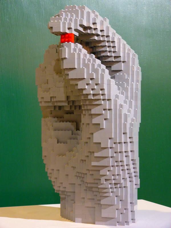 Taipei. Songshan Cultural and Creative Park. Nathan Sawaya. LEGO - P1230029.JPG