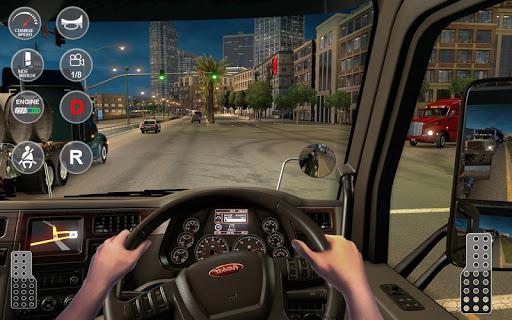 Oil Tanker Transport Game: Free Simulation screenshots 3