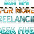 BEST TIPS FOR MORE FREELANCING JOB ODESK FIVERR