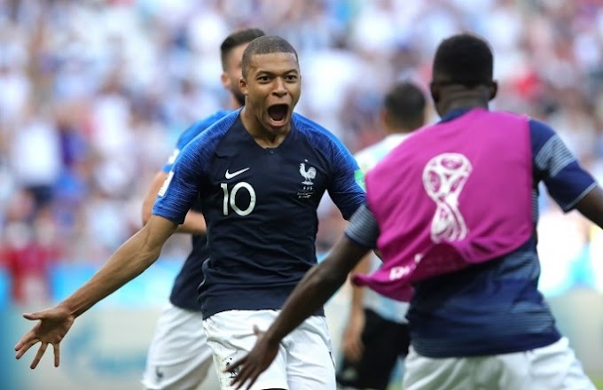 ⚽️UPDATED!!! France Beats Argentina 4 – 3, Kicks Them Out Of World Cup (watch highlights)
