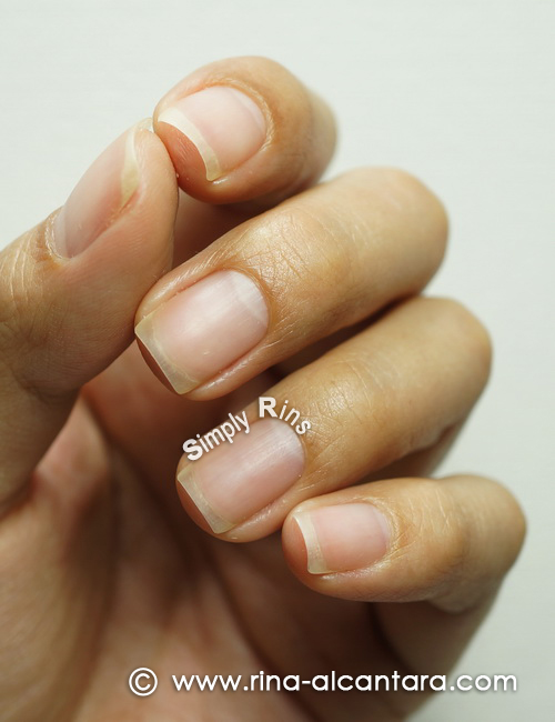Simply Rins Naked Nails