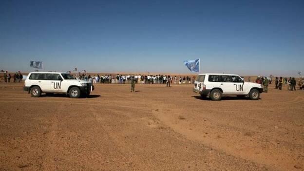 No está confirmado que De Mistura sea el enviado de la ONU para el Sáhara Occidental.
