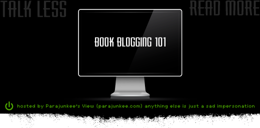 Book Blogging 101: Captcha