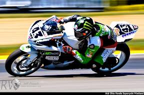 Mid Ohio Honda Supercycle Weekend