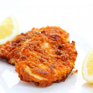 Baked Ranch Parmesan Chicken Recipe