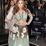 OIC - ENTSIMAGES.COM - Abigail Clarke at the The Asian Awards in London 7th April  2016 Photo Mobis Photos/OIC 0203 174 1069