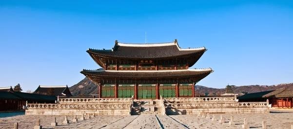 Férias na Coreia do Sul