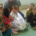 Záchranáři v 2.třídě Pod Lipkami