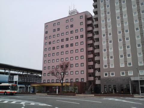 サンホテル岐阜羽島外観 レストランソルエル