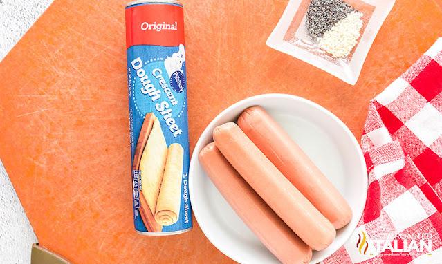 pigs in a blanket ingredients