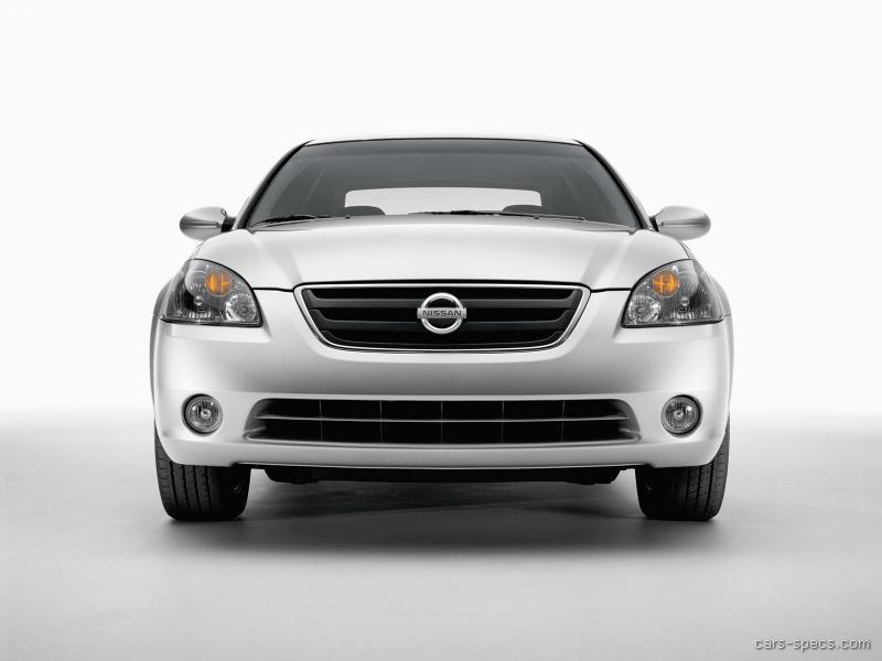 2004 nissan altima sedan specifications pictures prices. Black Bedroom Furniture Sets. Home Design Ideas