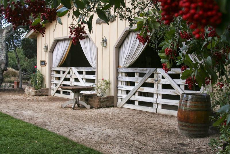 Scenery at Holman Ranch