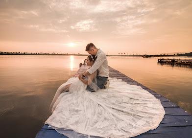 Nhiếp ảnh gia ảnh cưới Lâm Hoàng thiên (hoangthienlam). Ảnh của 17.10.2018