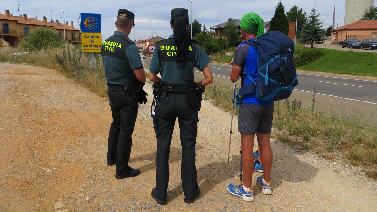 Mejoras en la seguridad del Camino de Santiago