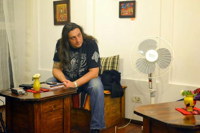 Seara literara - Editura Eikon lanseaza patru carti, La Vulturi (2014.09.03) 089