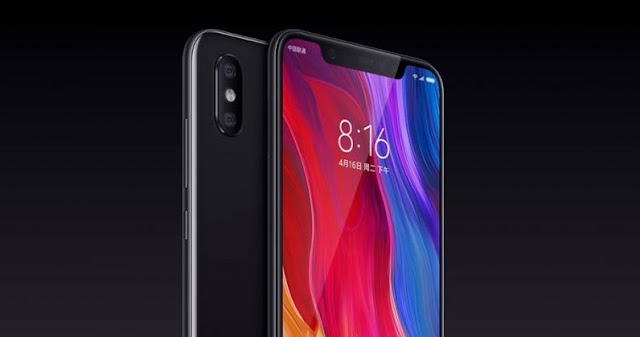 Xiaomi's Latest Mi 8 Smartphone Spots Several iPhone X-Style Designs, But With Much Cheaper Cost