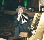 Joe D Pua Channeling Inner Vegas Headliner, Joe D