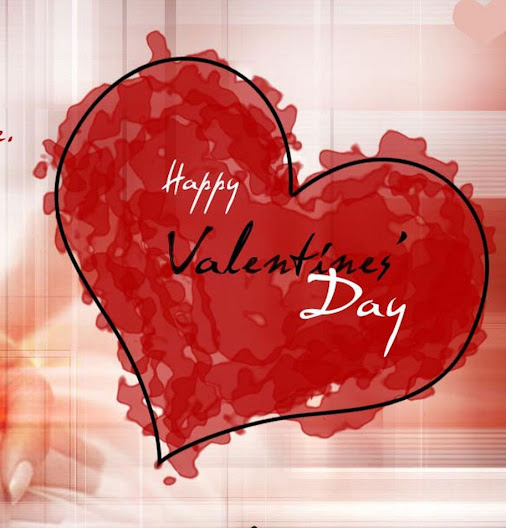 Happy valentines day All of Guy's .