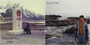 کراچی سے خنجراب پاس تک سفر، ١٩٩٢-١٩٩٣
