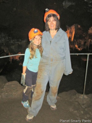 California-Caves-Mama-Daughter