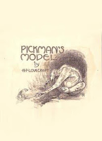Cover of Howard Phillips Lovecraft's Book Pickmans Model