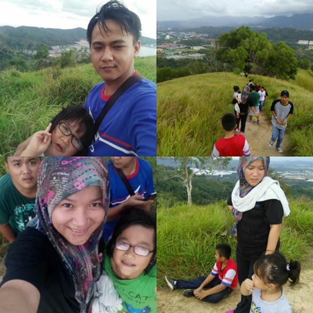 Hiking Bukit Botak,Sabah