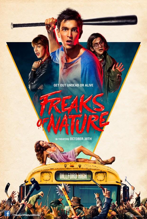 Freaks of Nature tem novos imagens da guerra dos Vampiros vs. Humanos vs. Zumbis vs. Alienígenas