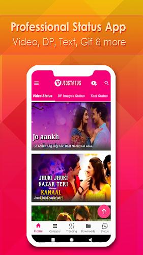 Aflaai Vidstatus Video Status App Image Text Apk Nuutste