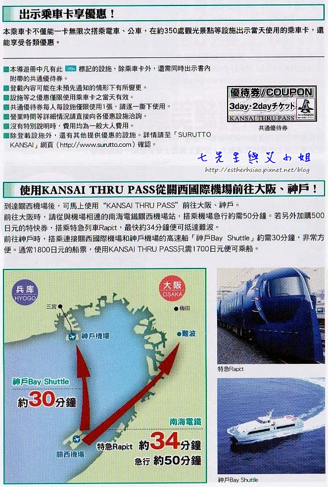 6 HANKYU TOURIST PASS GUIDE