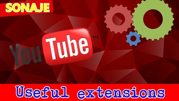 useful extensions for youtube