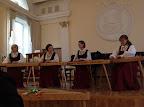 Концертная программа: ансамбль кокле «ТЕЙКСМА» (Латвия)