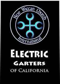 Cover of New Wiccan Church's Book Electric Garters of California