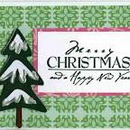 CH0151-D Merry Christmas 1