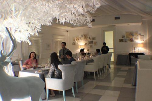 Baron Edmond de Rothschild Wine Dinner @ Macalister Mansion