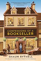 Confessions of a Bookseller by Shaun Bythell, nonfiction, memoir, bookshop, book store, Scotland, used books, anecdotes