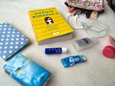 Plane journey travel essentials
