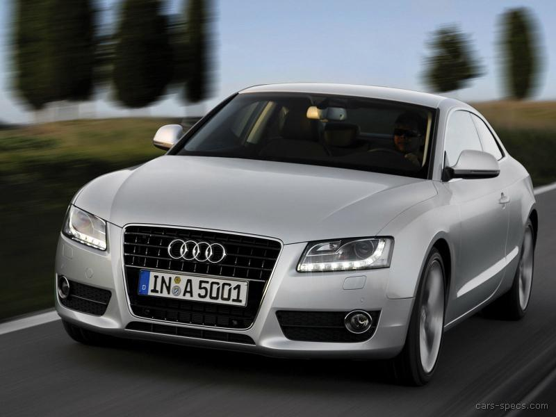 2009 audi a5 coupe specifications pictures prices. Black Bedroom Furniture Sets. Home Design Ideas