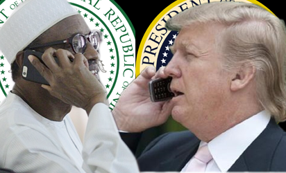 I need you to put an end to Religious persecution – Trump warns Buhari, other world leaders