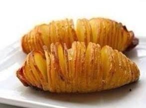 Better Than Fries Baked Potatoes