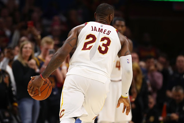 LeBron James Sends Powerful Message in Nike LeBron 15