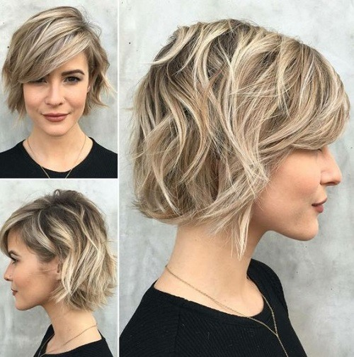 2019 TRENDING BOB HAIRCUTS FOR CHARMING LOOK 2