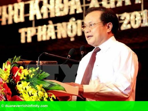 Hình 1: Hà Nội luôn tạo điều kiện thuận lợi cho các doanh nghiệp Nga